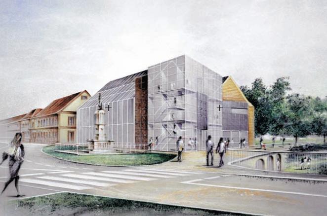 Team Arhitektura Kulturni Centar Valpovo